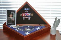 I remember everyday!    6 Dec 1972- 6 Dec 2011 (Explored 5/28/12) (littlebiddle) Tags: usa america army son tribute veteran memorialday