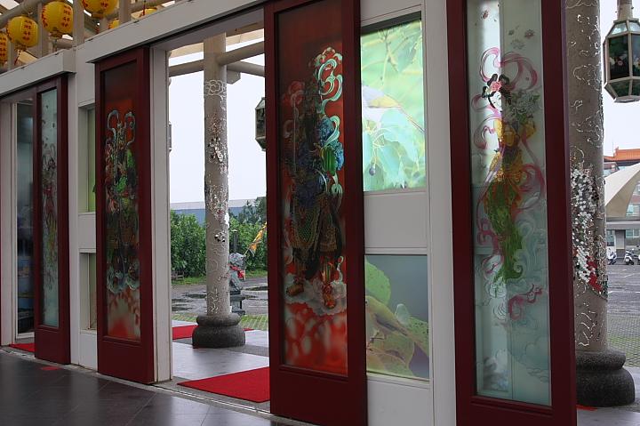 台灣玻璃館(玻璃廟)053