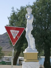 Yield to naked boys