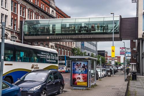 Belfast - University Of Ulster (York Street)