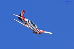 Shorts Tucano,, (Meliss&Gary, (Gary Cox)) Tags: sky sun aircraft aviation cox duxford gary raf airshows aerobatics iwm