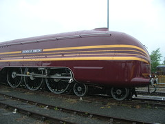 Railfest 3rd June 2012 (andy43167) Tags: york trains nationalrailwaymuseum lms 6229 duchessofhamilton railfest2012