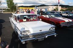 Ford Fairlane (rossingen) Tags: cars norge levanger nasjonal motordag gråmyra