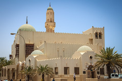Musheireb Street Mosque (Omar Chatriwala) Tags: muslim prayer mosque friday masjid islamic jumaa