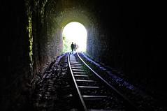 Rajohns (2) (rajohns1) Tags: people train way rail environnements