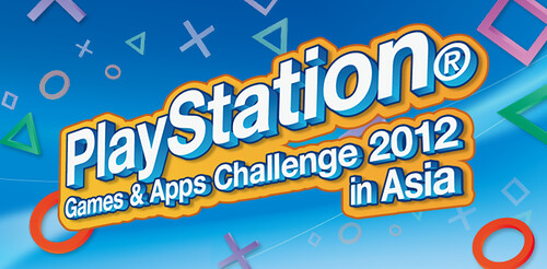 PlayStation® Games & Apps Challenge 2012 in Asia