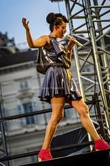 MTV DAYS (francesco prandoni) Tags: show music torino tv concert italia live stage concerto musica ita spettacolo televisione piazzacastello mtvdays ninazilli