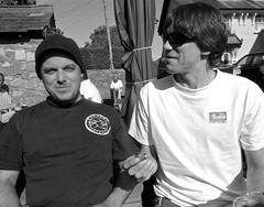 Dudes. (annicariad) Tags: birthday wales friend cymru son surfers annicariad