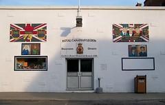 Royal Canadian Legion (Will S.) Tags: mypics deseronto ontario canada royalcanadianlegion earlejbrantmemorialbranch280 nursing sister cwac army wd rcaf wrcns navy mn legion theroyalcanadianlegion sign logo worldwartwo wwii ww2