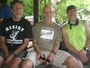 "With Catskills buddies Stewart Dutfield and Jim Porter • <a style=""font-size:0.8em;"" href=""http://www.flickr.com/photos/13623660@N03/7559084252/"" target=""_blank"">View on Flickr</a>"