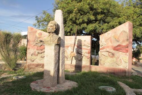 Monumento em Chilecito