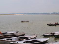 2010.7.18~28 Travel India & HongKong (Varanasi Dasaswamedh Ghat)