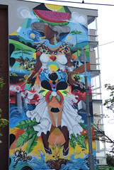 streetart (wojofoto) Tags: streetart holland amsterdam mural nederland netherland rua stadsarchief wolfgangjosten debalio