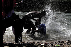 "splashing ZAFLONG (HamimCHOWDHURY  [Active 01 Feb 2016 ]) Tags: life pink blue red portrait white black green nature yellow canon eos colorful purple faces sony gray magenta violet surreal ash dhaka dslr vaio rgb bangladesh 60d ""framebangladesh"" ""incrediblebengal"" gettyimagesbangladeshq12012 01611595036"