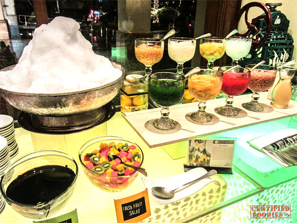 Make your own Halo-alo at Cafe Jeepney