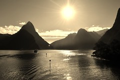 Milford Sound (The Globetrotting photographer) Tags: newzealand sound milford milfordsound southland