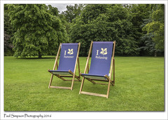 Wallington Hall Deckchairs (Paul Simpson Photography) Tags: nationaltrust wallingtonhall naturalworld northumberland sonya77 summertime historic deckchair summer trees haveaseat relaxing grass photosof photoof imageof imagesof paulsimpsonphotography nature