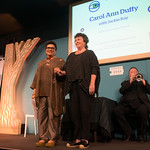 Carol Ann Duffy With Jackie Kay