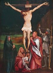 La Crucifixion de M. Grnewald (Kunstmusem, Ble) (dalbera) Tags: dalbera ble basel suisse kunstmuseum matthiasgrnewald crucifixion croix