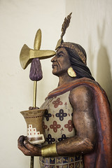 Per.- Cusco - Inca (Natxus) Tags: per incas pachacutec cusco inca inka figura