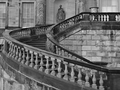 the sweeping stair to Kedleston Hall (chris@durham) Tags: kedleston hall derbyshire