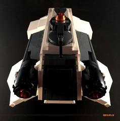 Star Wars REBELS - The Phantom by Goatman461 - back (goatman461) Tags: rebels star wars phantom lego