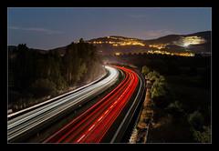 long lights Gavorrano (fabio pagnini) Tags: nightphotography longexposition light gavorrano scieluminose miniere laminiera