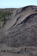 in a slump (1600 Squirrels) Tags: 1600squirrels photo 5dii lenstagged canon24105f4 hiker slump kilauea iki crater volcano volcanoesnationalpark thebigisland hawaiicounty hawaii usa hawaiivolcanoesnationalpark havo