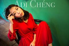 Adi_0022 (Adi Chng) Tags: adichng girl      redgreen