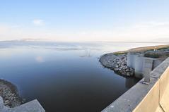 DSC_0087-001 (Great Salt Lake Images) Tags: summer morning causeway antelopeisland greatsaltlake utah