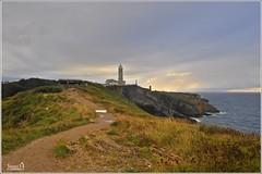 Cabo Mayor, Santander (j3nni14) Tags: acantilado santander cabo mayor cantabra nubes
