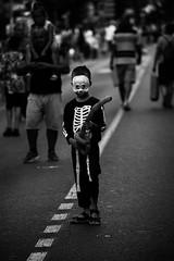 carnaval (percevalum) Tags: carnaval ajaccio noir et blanc
