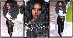 .Classy Afternoon. (THE GLAMOURY PROJECT) Tags: treschic a breakfast convo littlebones ricielli david heather evie