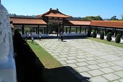"Pátio central (José Argemiro) Tags: faith monastery religion temple buddhist monk religião fé templo monastério monge ""zu lai"" ""são paulo"" cotia brazil budismo budista pátio courtyard"