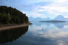 Jackson Lake, Grand Teton National Park, Wyoming, USA (Bencito the Traveller) Tags: jacksonlake grandtetonnationalpark wyoming usa