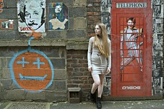 Fashion  Beep beep. (plot19) Tags: liv olivia teenager fashion fasion family love plot19 photography portrait pose people bowie david red manchester nikon north northwest northern english england britain british uk girlpotrait woman young