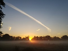 good morning 31 august (Harmen de Vries) Tags: zonsopkomst sunrise assen assenoost drenthe anreep schieven samsungs7 s7 samsung cameraphone cellphone