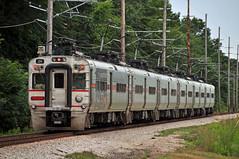 South Shore #8 - Scene 3 (Jim Strain) Tags: jmstrain train railroad railway transit interurban nictd southshore