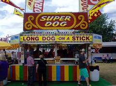 Long Dog (on a stick) (thebakershalfdozen) Tags: minnesota statefair mnstatefair