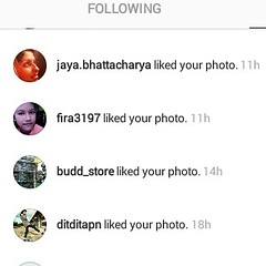 Thanks a lot for your love mom.  Jaya bhattacharya mom.  I always pray and support you mom.   #tfl#lfl#fff#followme#instagram #line#photograph#junior#indonesia#dont#quiet#ino#freeiphone#giveaway#checkmy#instagram @eliza9162 . (elizakristiana) Tags: checkmy freeiphone instagram ino photograph tfl giveaway followme line quiet lfl junior fff dont indonesia