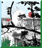 In the garden (Kay Harpa) Tags: lescommuniantes catholiques chrétiens religion premièrecommunion communionsolennelle photofamily france thebiggestgroup
