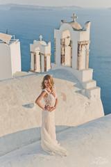 Gorgeous Brides everywhere. (Jordi Corbilla Photography) Tags: wedding nikon d750 50mm f18 jordicorbilla jordicorbillaphotography oia greece santorini bride