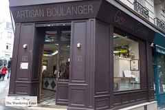 Exterior (thewanderingeater) Tags: gontrancherrier patisserie boulangerie bakery ruecaulaincourt montmartre
