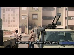 Libyan Forces allied with UN clash with Islamic state militants (WorldIsOneNews) Tags: libyan forces allied with un clash islamic state militants