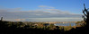 looking east-southeast from the cemetery grounds (pukunui81) Tags: newzealand panorama canon landscape auckland manukau hillsborough 550d t2i southauckland canoneos550d hillsboroughcemetery