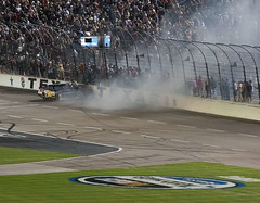 Winner Greg Biffle (elatawiec62) Tags: auto car race texas racing nascar tms texasmotorspeedway samsungmobile500 samsungmobile5002012
