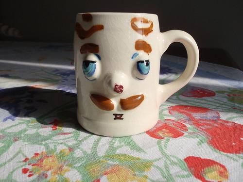 Mini inside cup muggsie