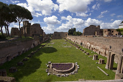 """Mons Palatinus - Domus Augustana, Stadio palatino • <a style=""""font-size:0.8em;"""" href=""""http://www.flickr.com/photos/89679026@N00/7116775545/"""" target=""""_blank"""">View on Flickr</a>"""