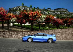 Gran Turismo 4: Lotus Esprit V8 '02 - 4 of 6 (Kelvin64) Tags: cars race computer landscape landscapes video scenery lotus 4 rally scenic racing vehicles 02 ps1 vehicle gran racers races turismo v8 grans racer esprit sceneries rallies nrburgring esprits gt4s