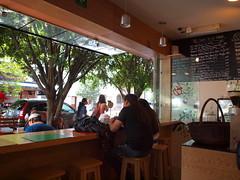 Caf in Condesa (aljuarez) Tags: city parque mxico mexico df mexique colonia mexiko condesa hipodromo hipdromo